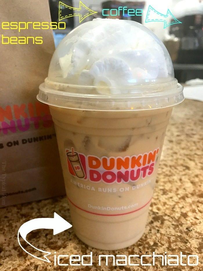 dunkin donuts coffee 2