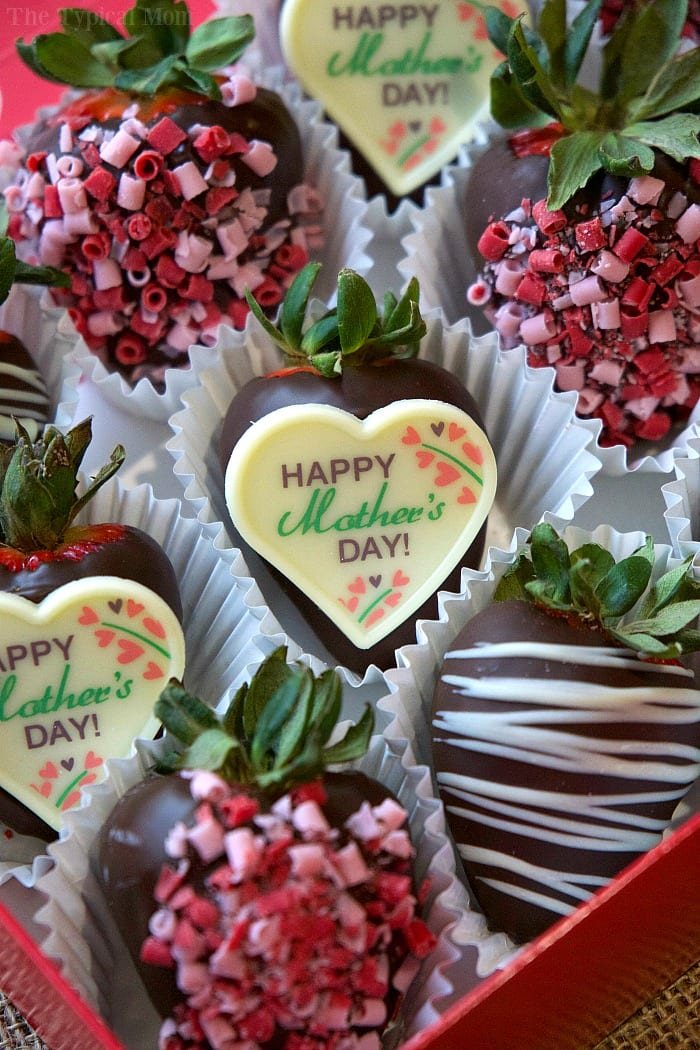 The Best Edible Mother's Day Gifts · The Typical Mom