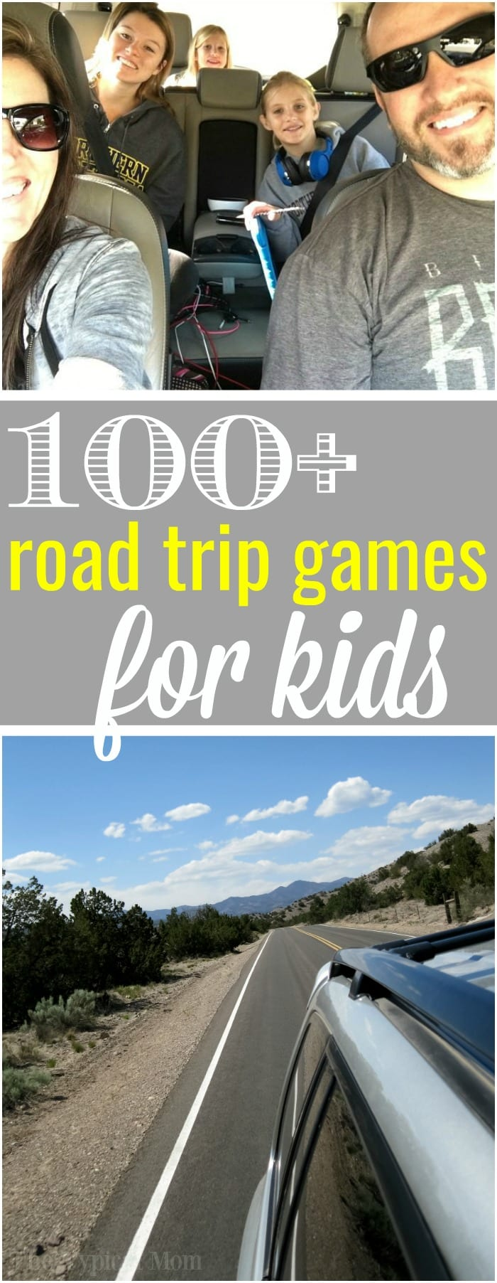 100+ road trip games for kids to avoid the dreaded