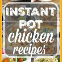 easy instant pot chicken recipes 4