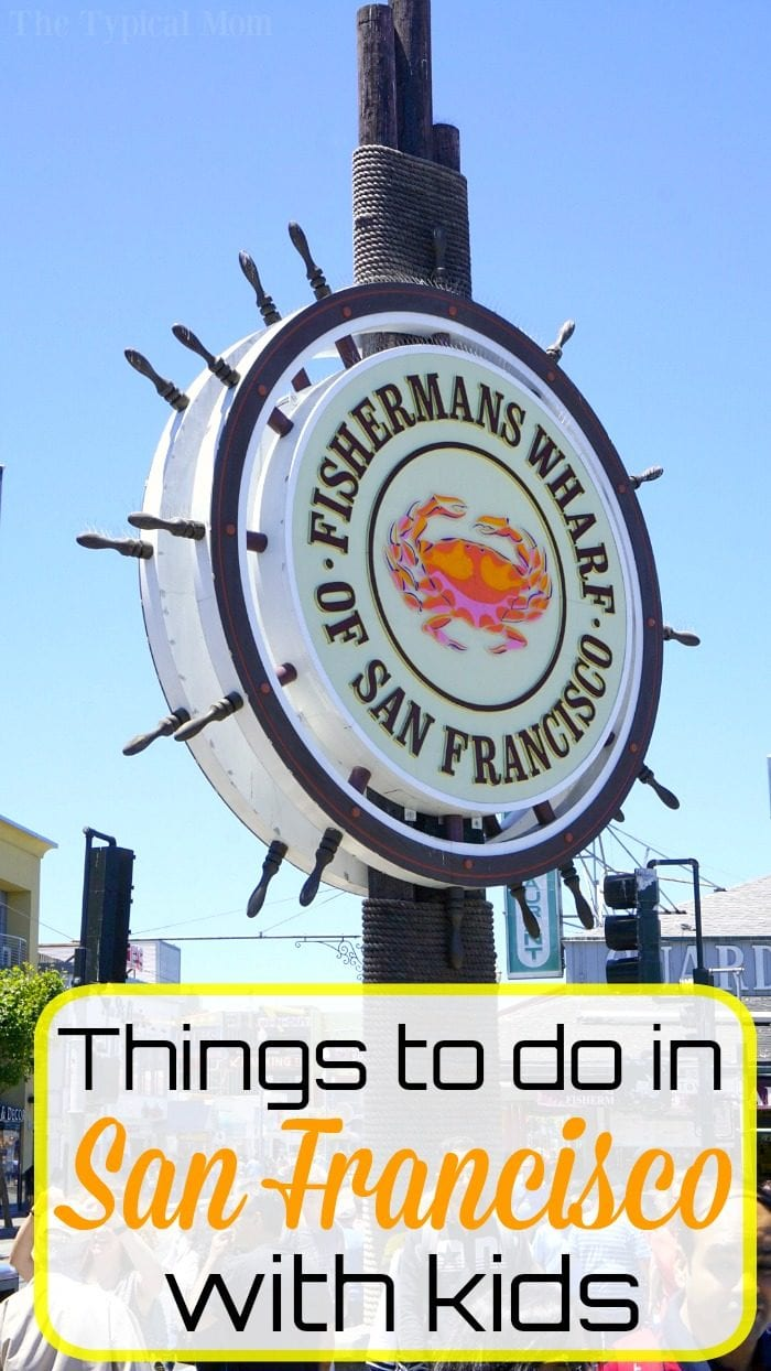 family things to do in san francisco