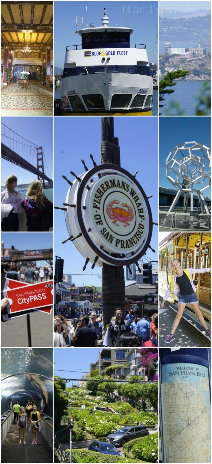 Here are the top 10 family things to do in San Francisco! If you're planning a vacation with kids to this great city here are the must see spots we loved.
