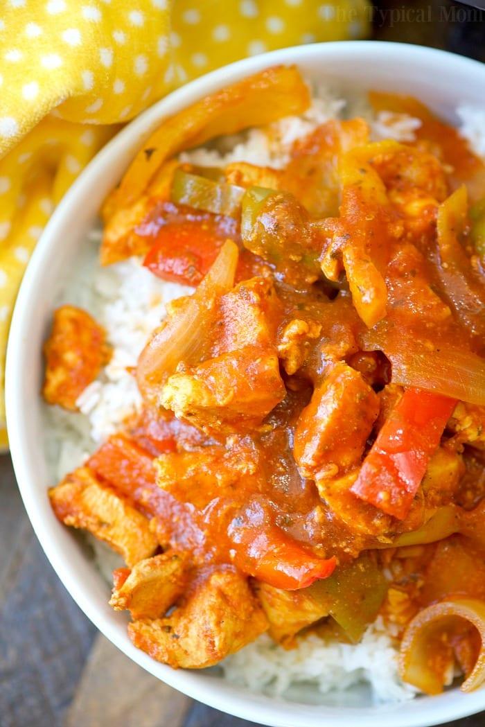 instant pot chicken cacciatore recipe 2