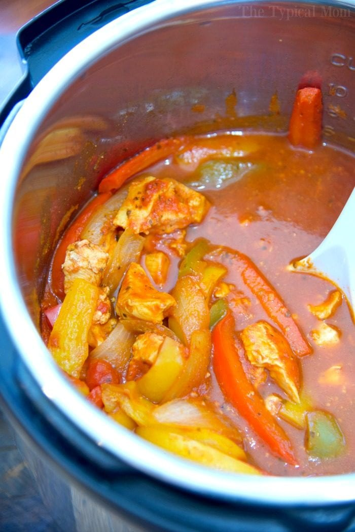 instant pot chicken cacciatore recipe 5