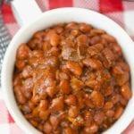no soak instant pot baked beans