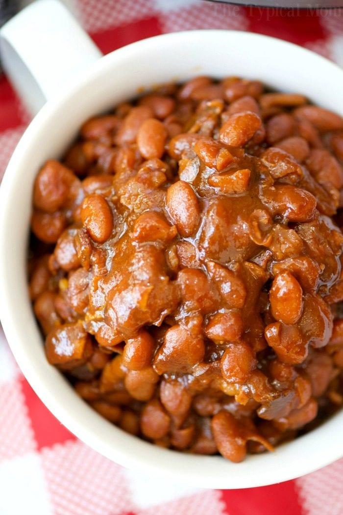 no soak instant pot baked beans 2