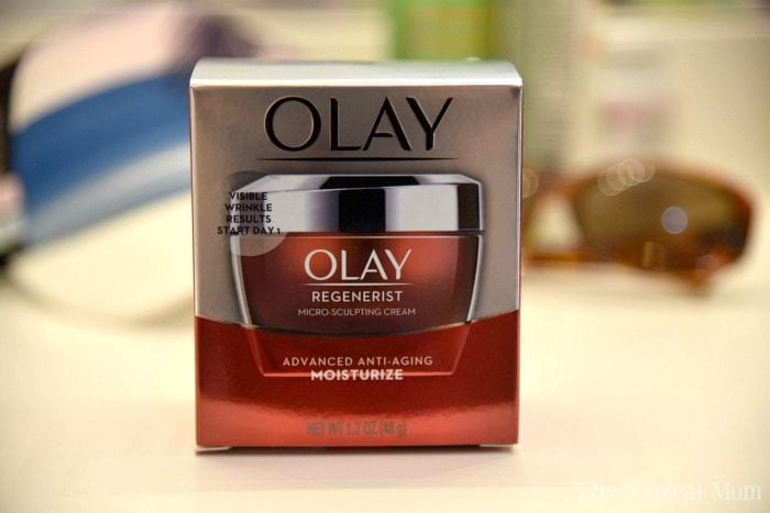 oil of olay regenerist