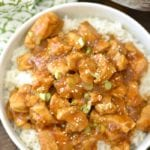 spicy honey instant pot chicken