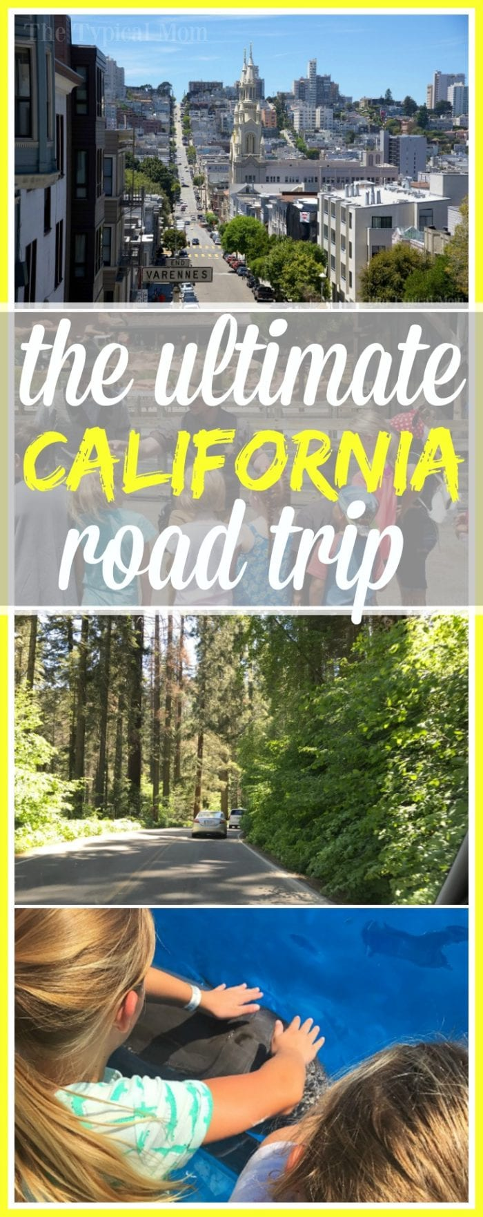 If you're looking to plan the ultimate California coast road trip we've been everywhere and have some ideas for you! Here's where to stay and what to see.
