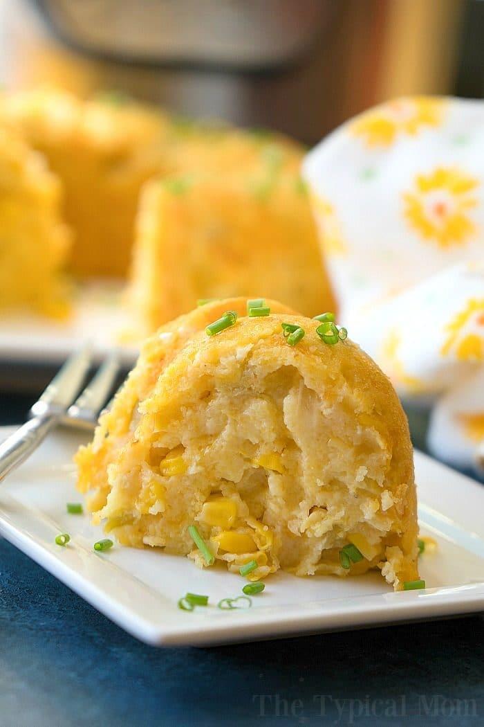Instant Pot Corn Casserole Recipe The Typical Mom