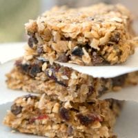 easy homemade granola bars 3