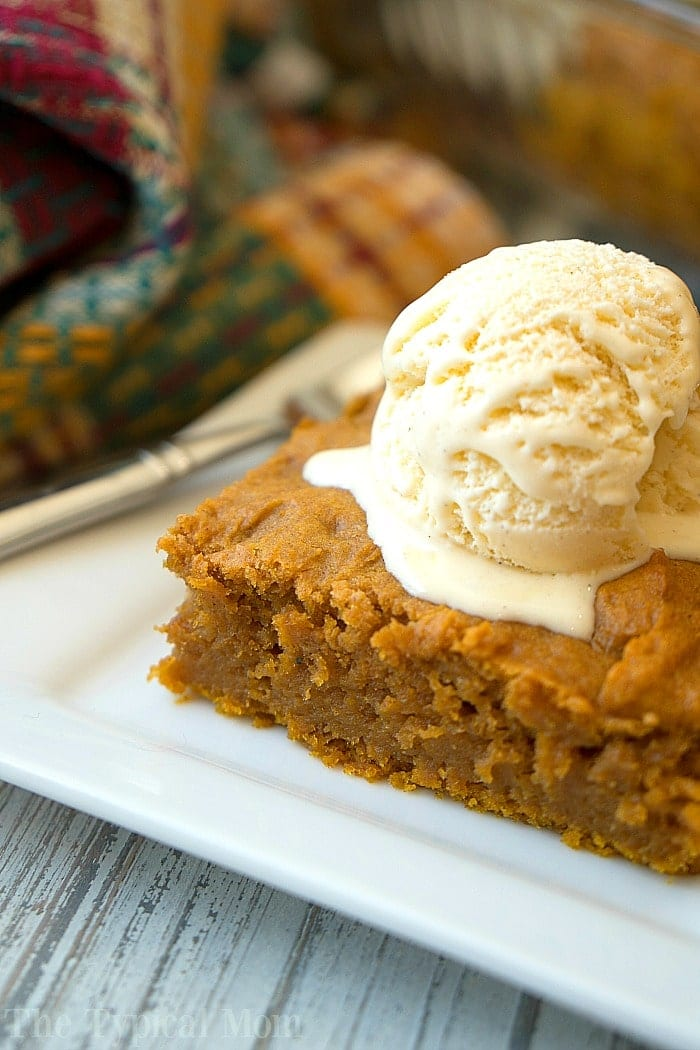 easy pumpkin pudding cake recipe 2