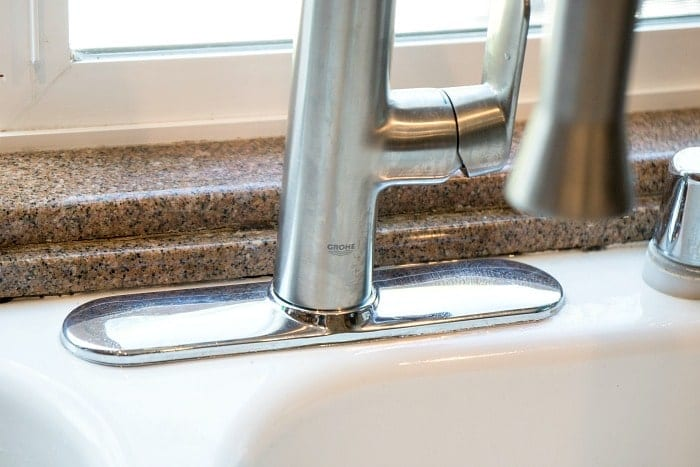 grohe faucet review