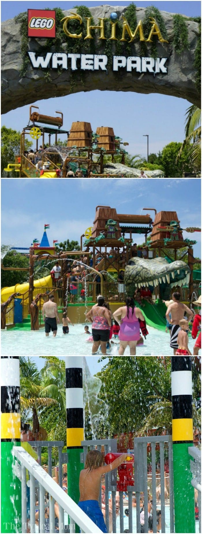 Legoland CHIMA Waterpark is just a small part of this family friendly water play area in Carlsbad. See what to expect when you arrive and what's coming!