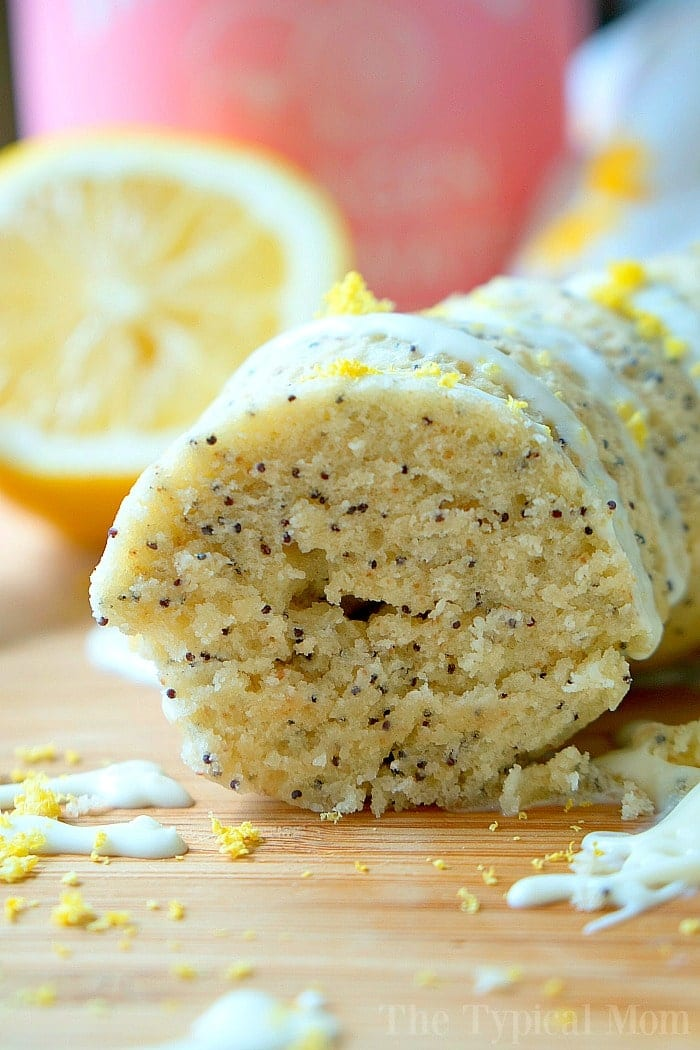 instant pot lemon poppyseed cake 2