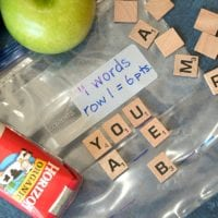 Free Hangman Lunch Box Game for Kids + WIN Year of FREE Snacks!