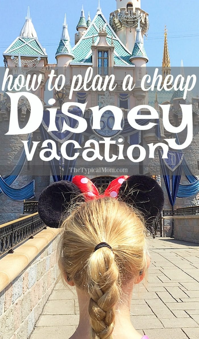 Affordable Disney Vacations 2
