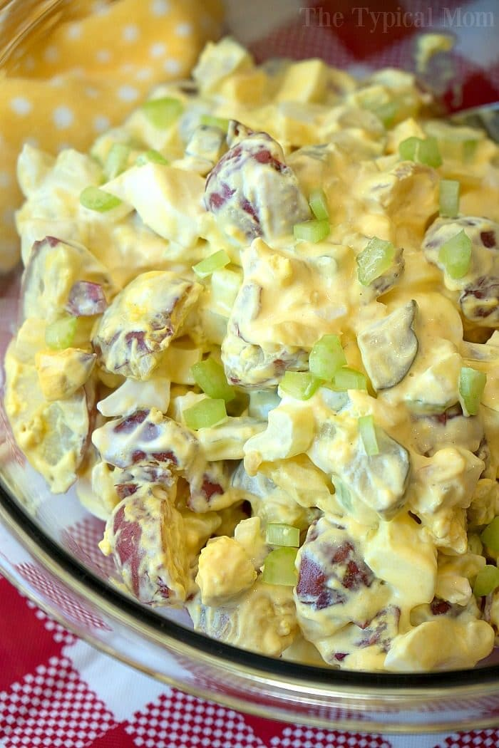Instant Pot Potato Salad 2