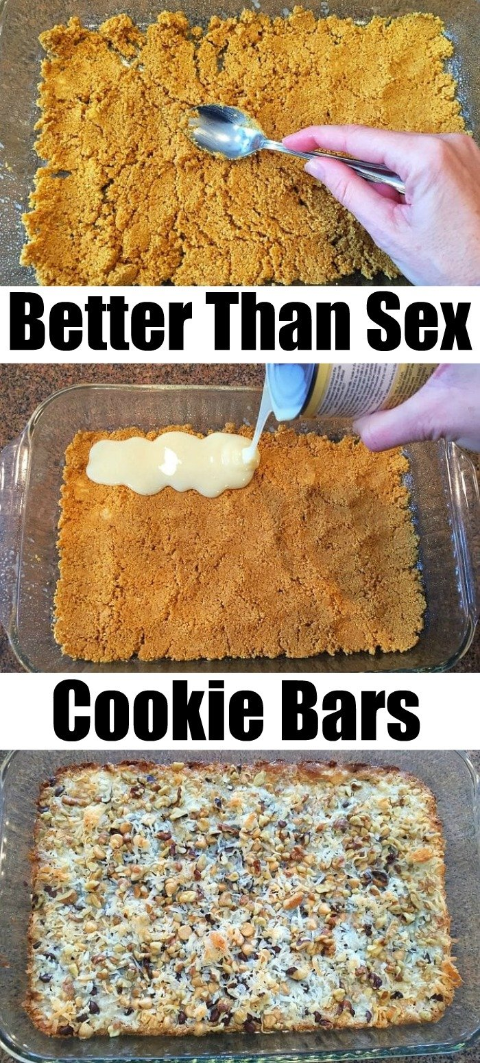 better than sex dessert