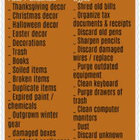 Clearing Clutter in Your Home for the New Year