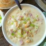 easy instant pot clam chowder 3