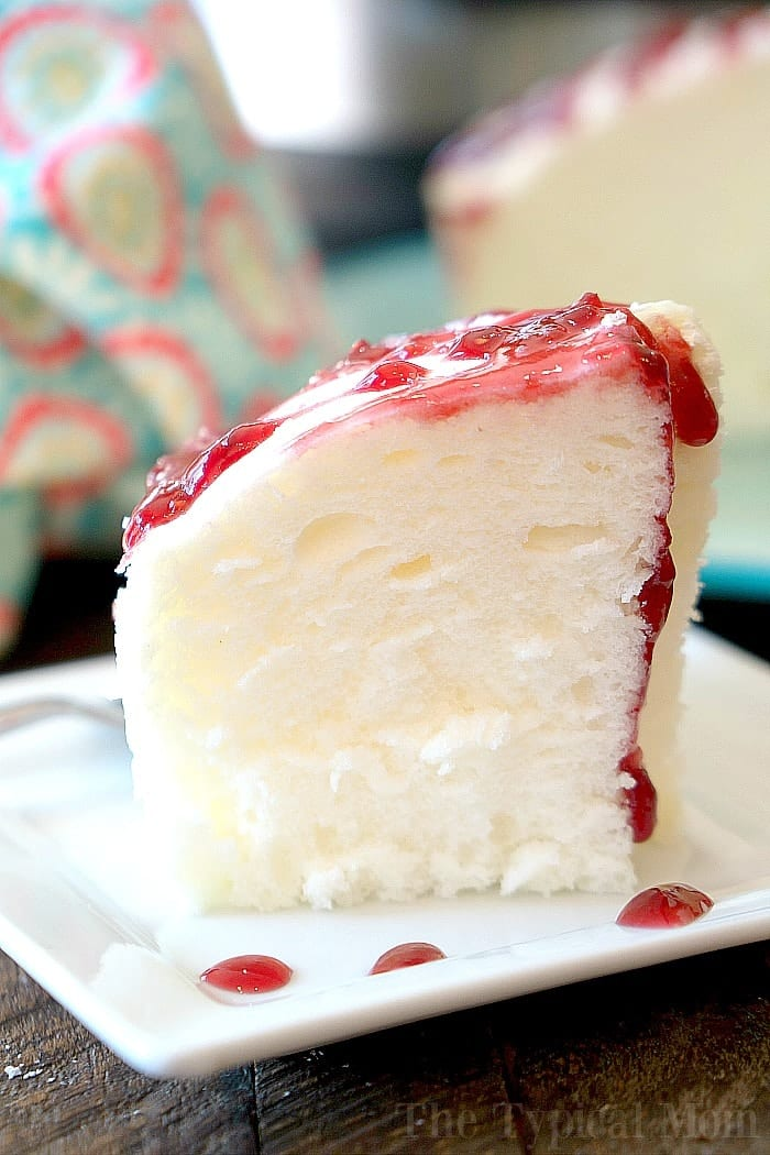 instant pot angel food cake 2