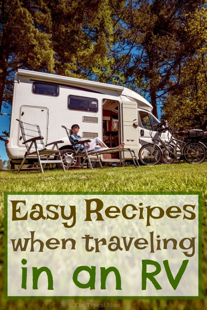 easy rv meals