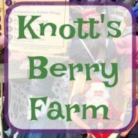 Knott's Berry Farm Seasons of Fun + WIN Season Passes!!