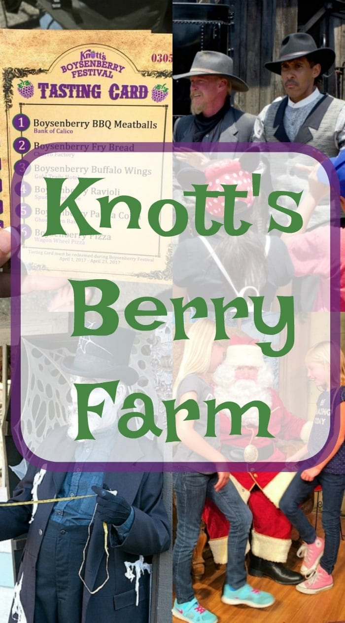 knott's berry farm season passes