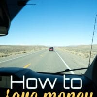 How to Plan Cheap Road Trips