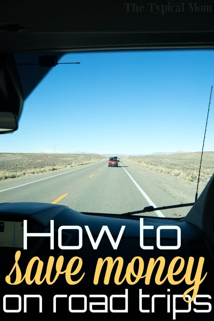 Plan A Road Trip >> How To Plan Cheap Road Trips The Typical Mom