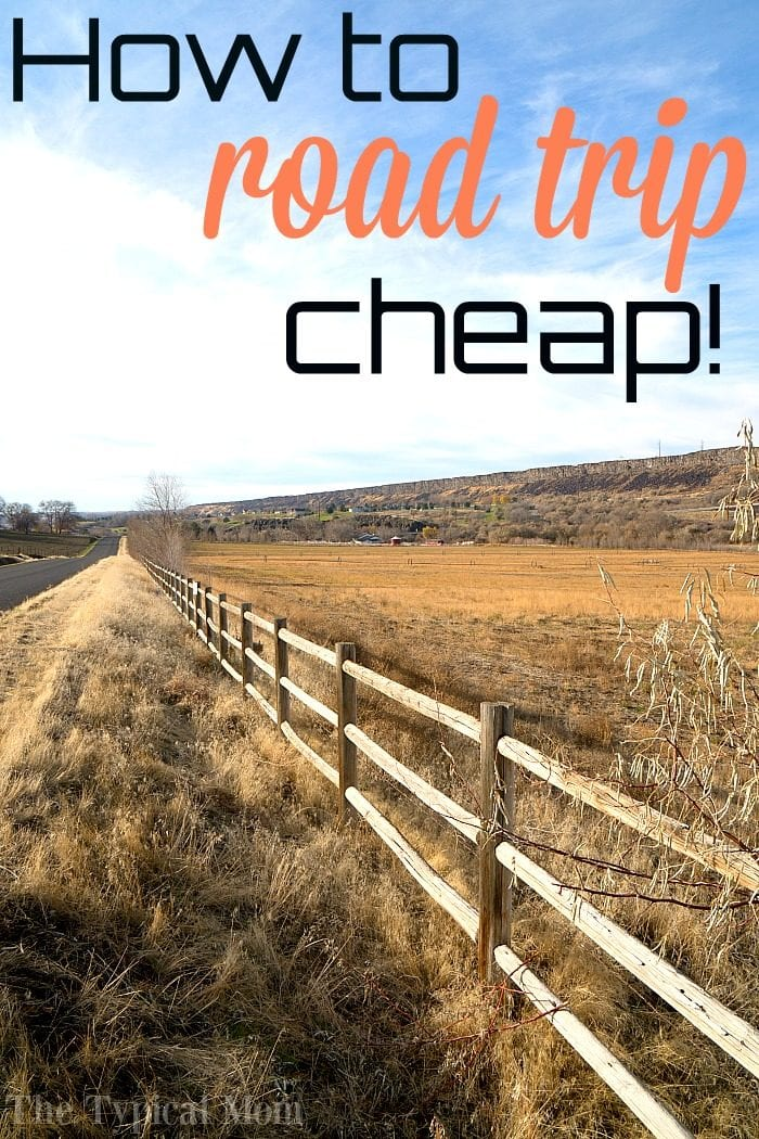 Cheap Road Trips