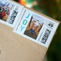 Create Your Own Postage Stamp 2
