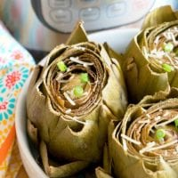 Easy Instant Pot Artichokes