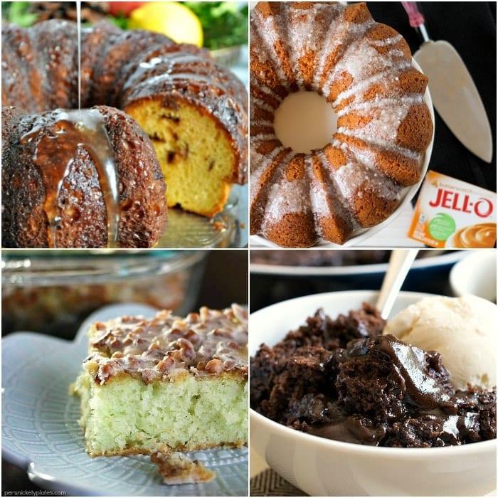 Easy Pudding Cake Recipes