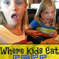 where kids eat free
