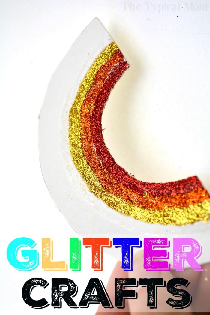 Glitter Arts and Crafts 3