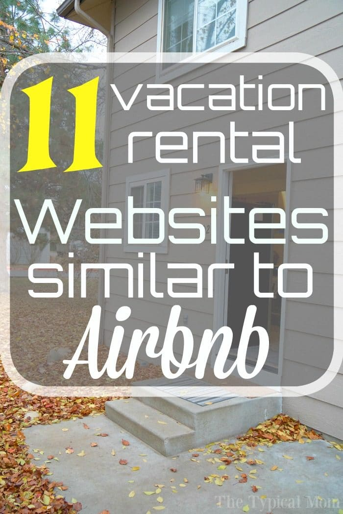 Other Websites Like Airbnb