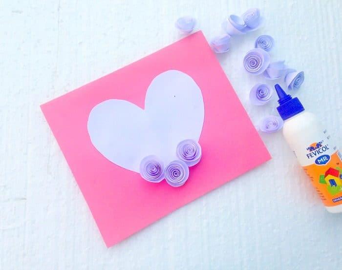 Pop Up Heart Card 6