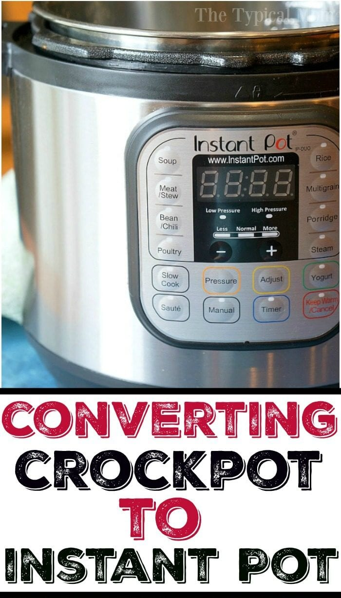 Slow Cooker vs Instant Pot 2