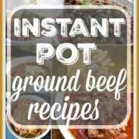 instant Pot ground beef recipes 2