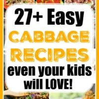 simple cabbage recipes