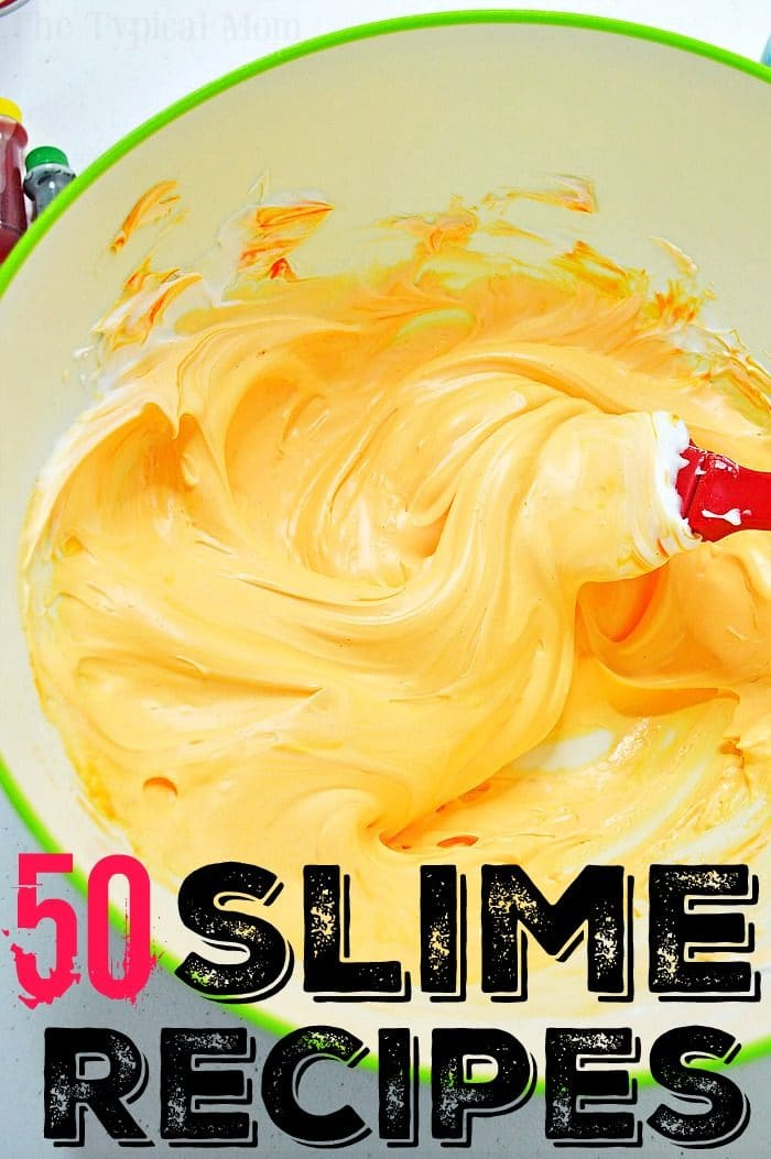 Best Way to Make Slime