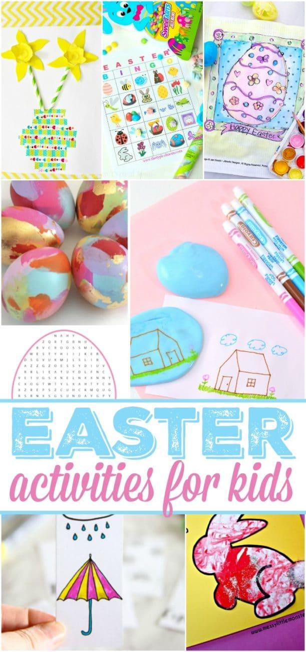 Easter Activities for Children 6