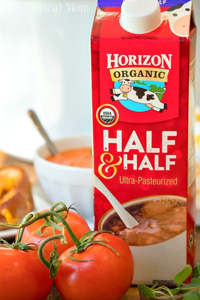 Easy Creamy Tomato Soup 2