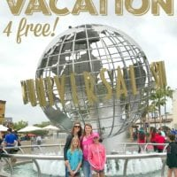 Free Family Vacation