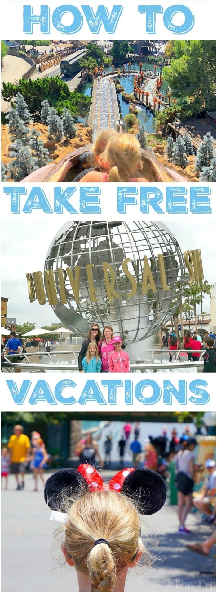 Free Family Vacation