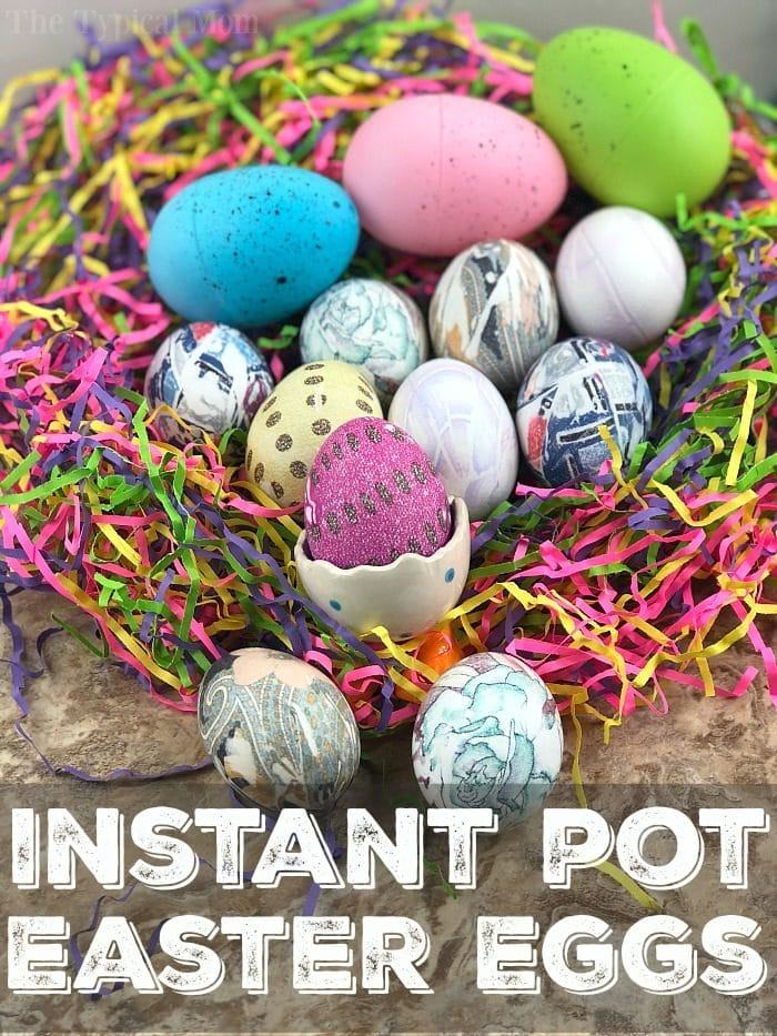 How to Dye Easter Eggs in Your Instant Pot 2