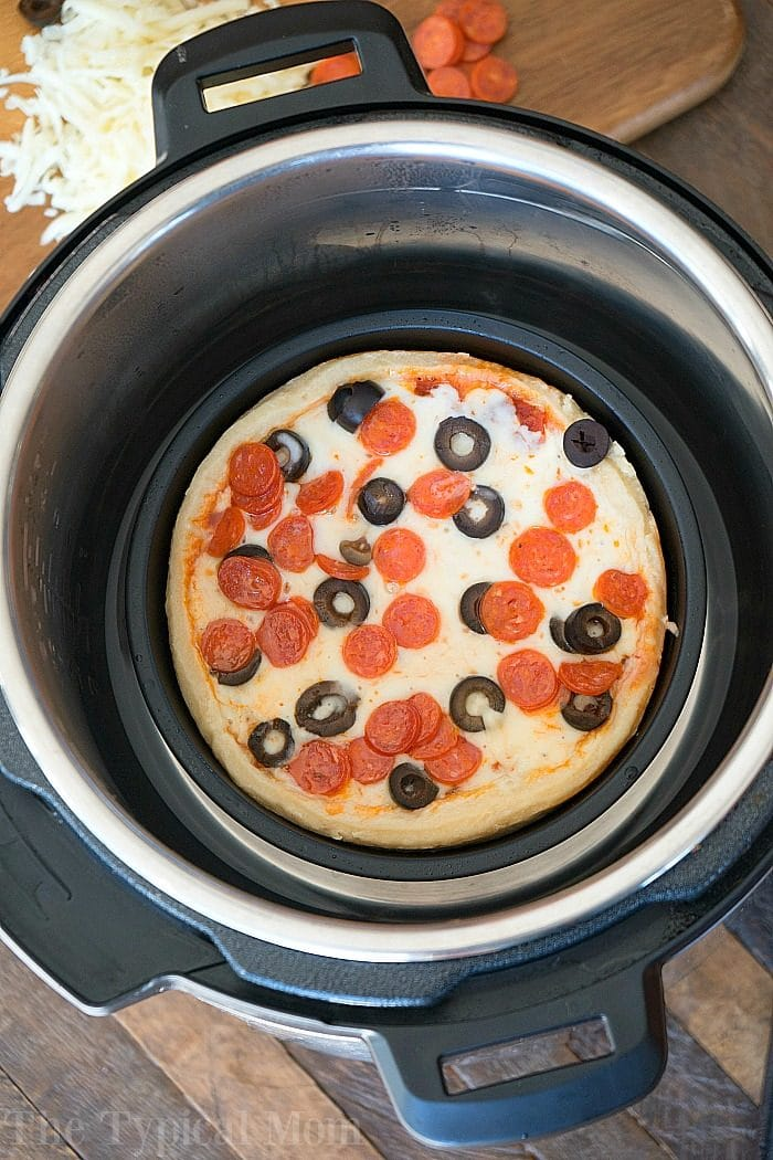 Instant Pot Pizza 3