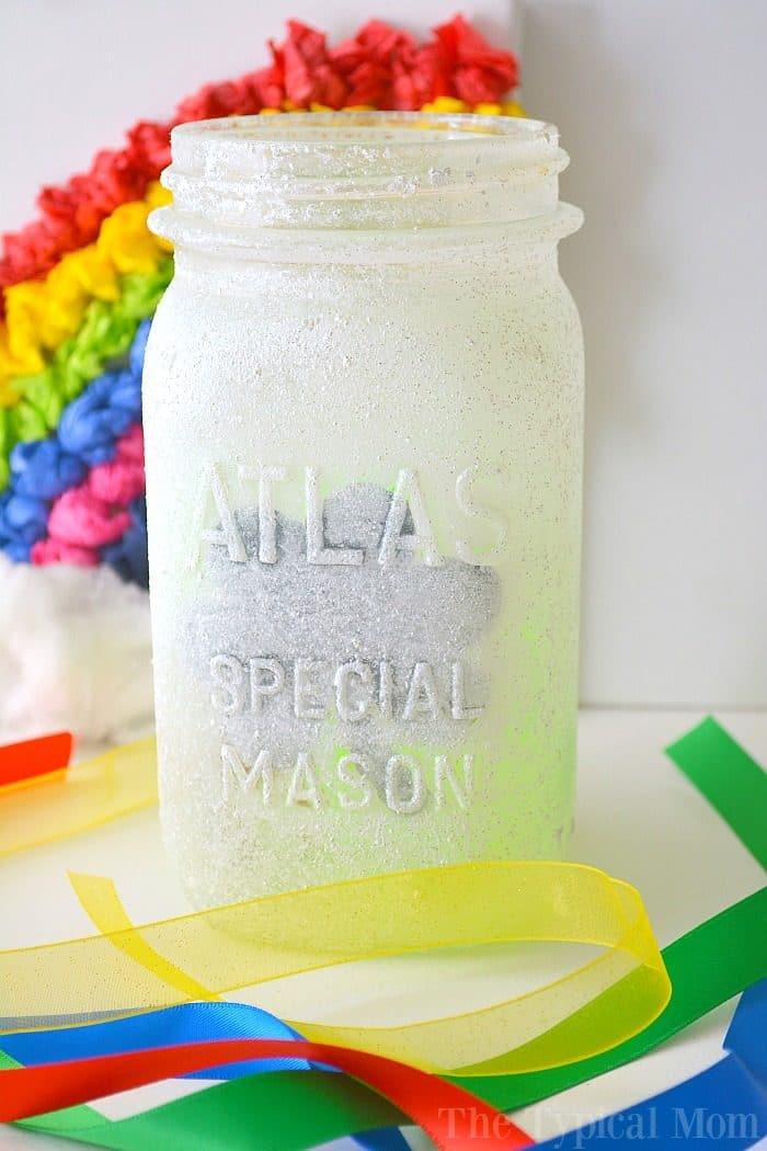 Mason Jar Luminaries 2